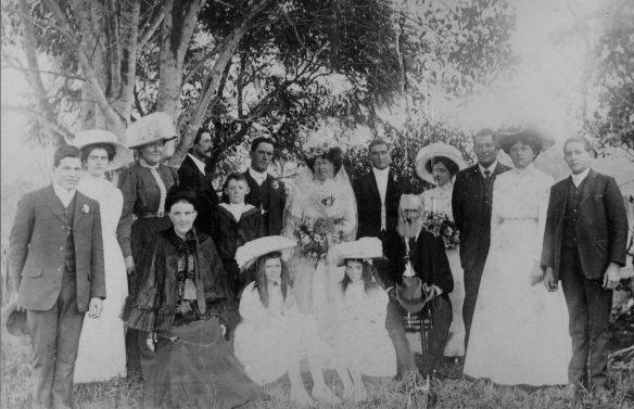Wedding at Murphys Creek low