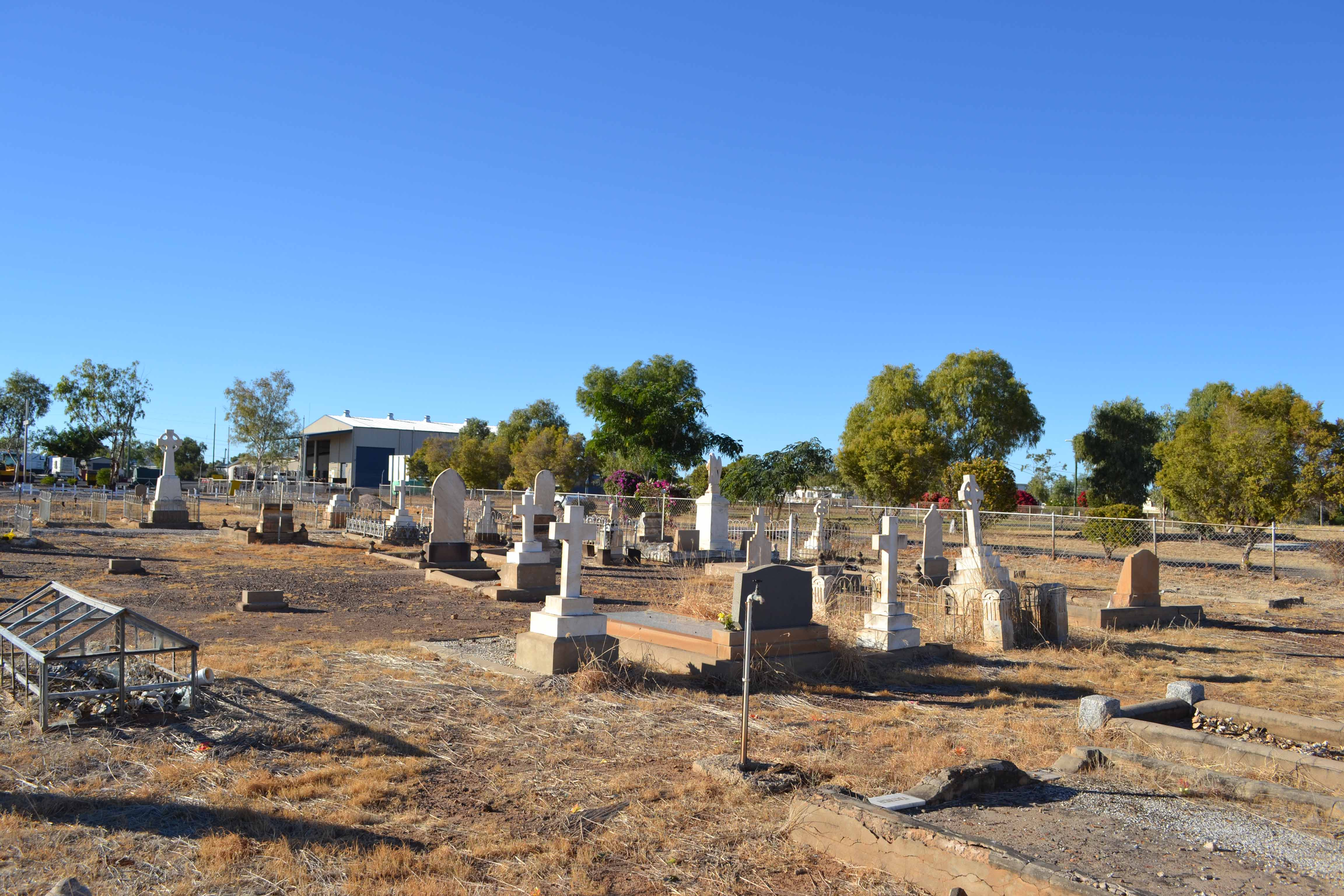 Winton (QLD) Australia  city images : ... Tuesday: the rewards of outback cemeteries: Winton, Queensland