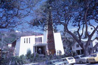 Catholic Cathedral Ela Beach Moresby