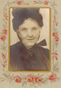 Mary O'Brien, my 2xgreat grandmother.