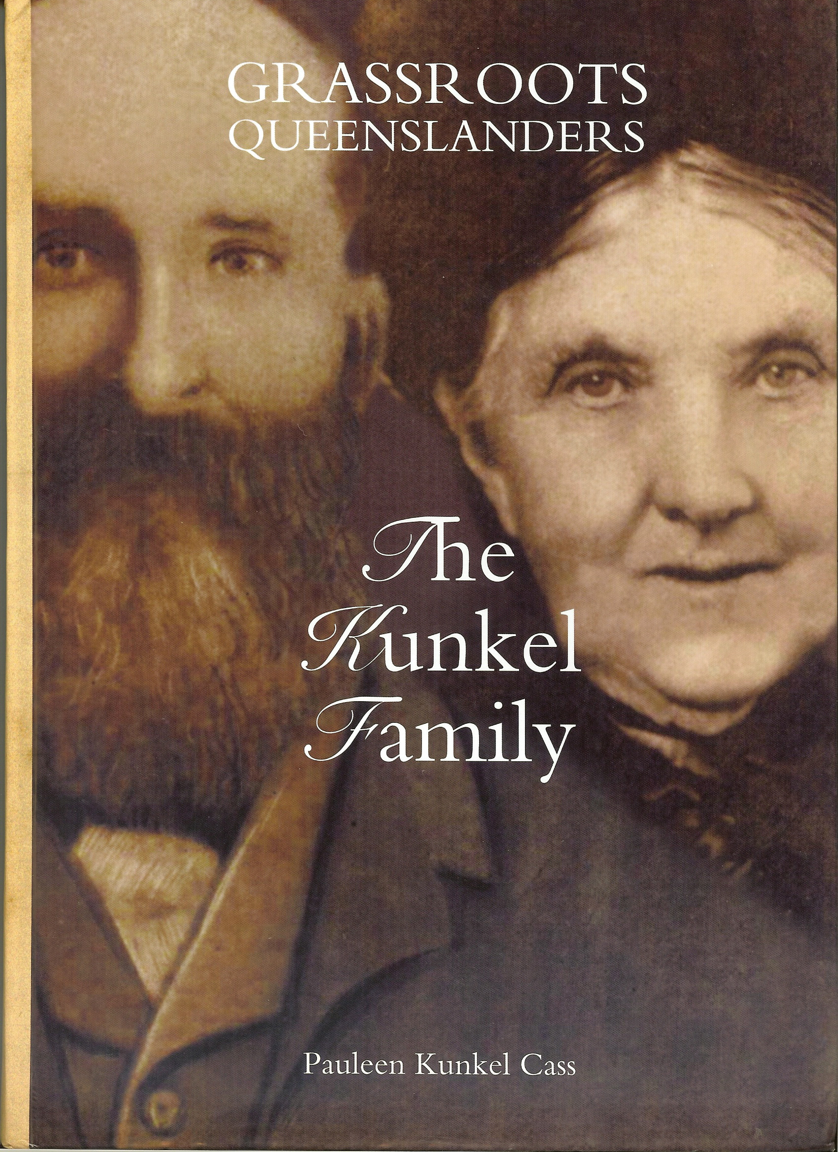 family history book cover