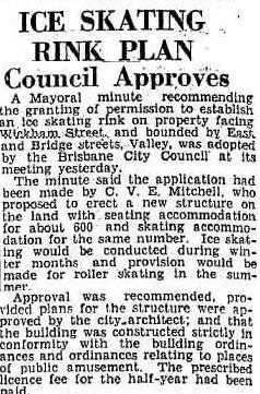 The Courier-Mail 10 August 1938. http://nla.gov.au/nla.news-article41006705