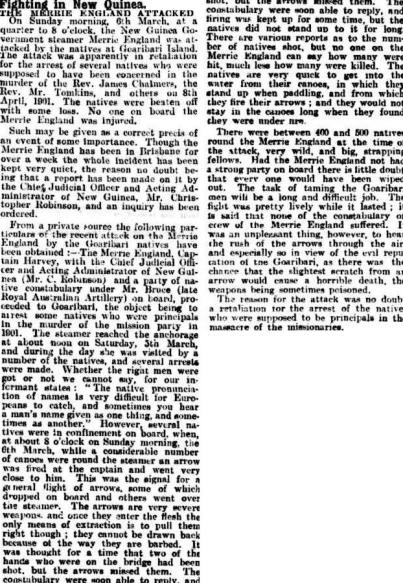 The Queenslander 28 May 1904