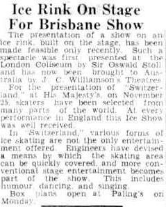 The Courier Mail 16 November 1939.