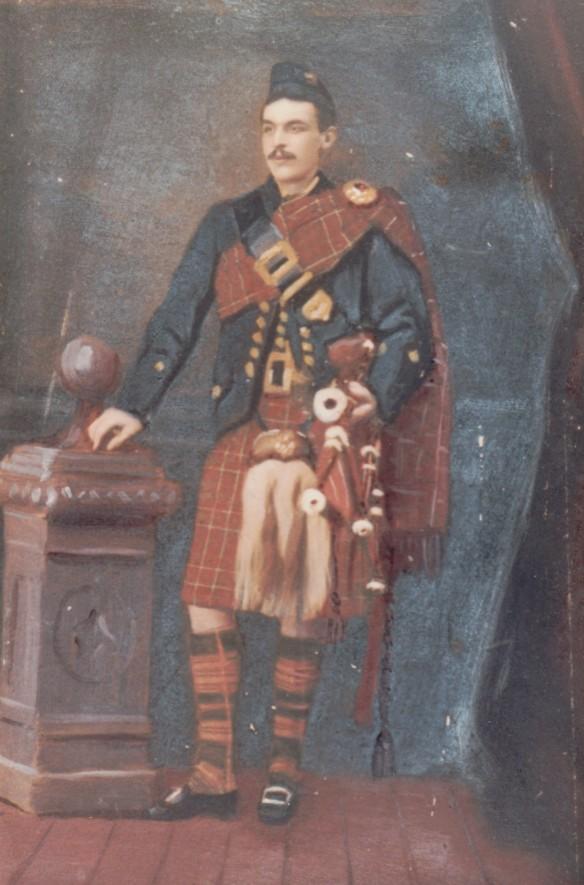 Duncan McCorkindale