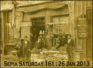 sepia saturday 26 Jan