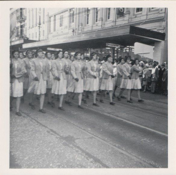All Hallows' School, Brisbane Youth March