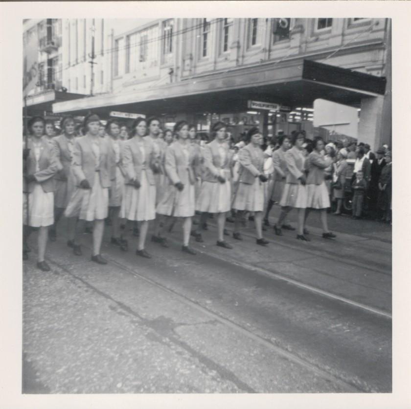 All Hallows' School, Brisbane Youth March