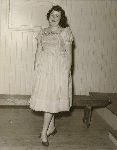 My cousin Patsy (Patricia), named for her father.