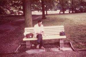 Peter Heidelberg 1974