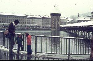 Easter in Lucerne.