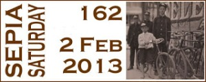 sepia saturday 2 Feb 13