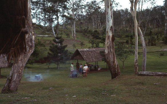 Variarata picnic view