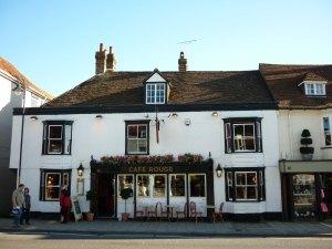 674 Tenterden cafe Kent