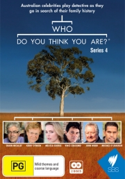 You can buy earlier series of the Aussie WDYTYA online.
