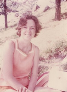 Pauleen at Greenmount 1969