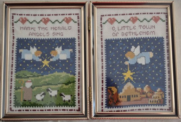 Xmas cross stitch