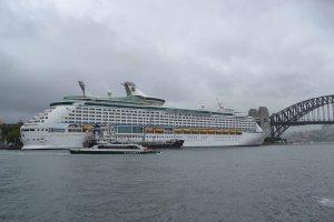 Voyager at Sydney