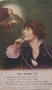 1494 Rosary postcard  - Copy