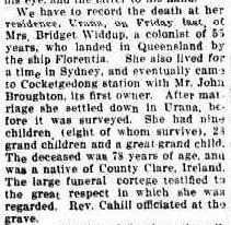 URANA. (1912, May 25). Wagga Wagga Express (NSW : 1879 - 1920), p. 2. http://nla.gov.au/nla.news-article145395082