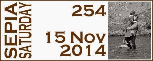 Sepia Saturday 254