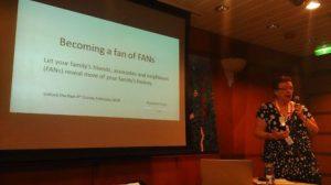 Pauleen FANs presentation