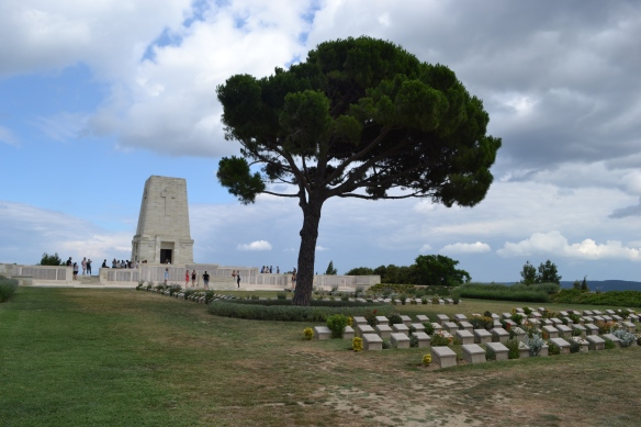 Lone Pine Cemetery, Gallipoli. P Cass, June 2014.