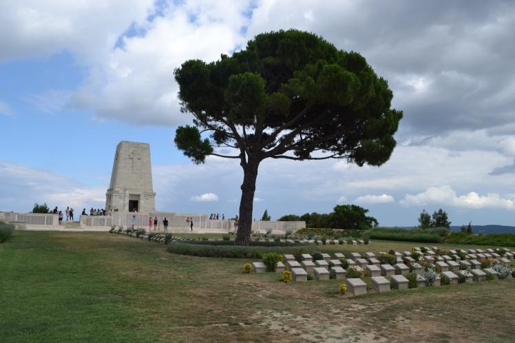 Lone Pine Cemetery, Gallipoli. P Cass, June 2014.