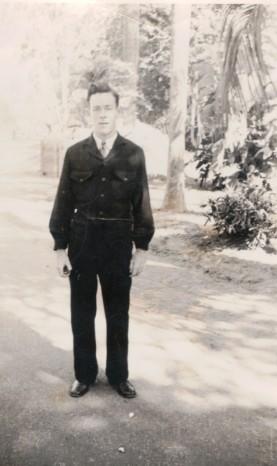 Norman Kunkel railwayman