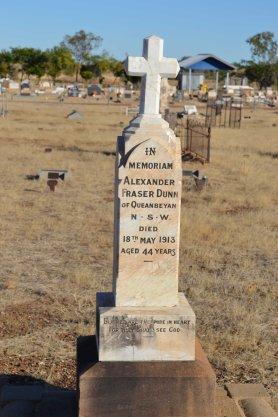 41 Alexander DUNN