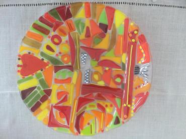 glass bowl Pauleen