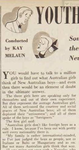 Australian Women's Weekly 24 Sept 1952