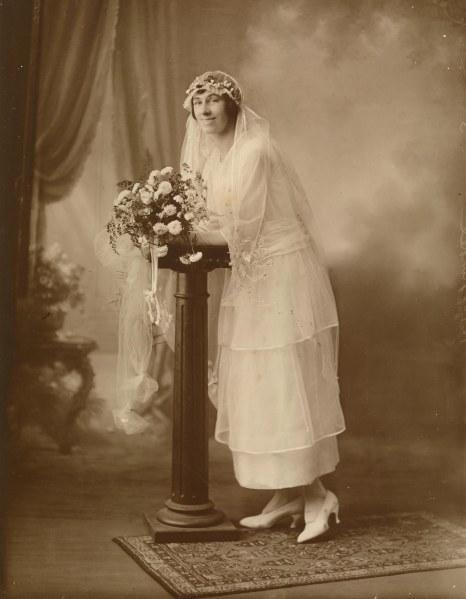 Catherine McCorkindale Kunkel wedd