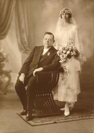 Denis and Catherine Kunkel wedding
