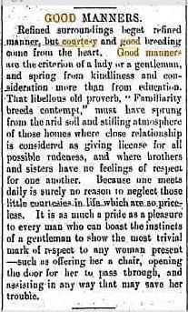 North Melbourne Courier & West Melbourne Advertiser 20 Aug 1897 &
