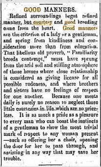 North Melbourne Courier & West Melbourne Advertiser 20 Aug 1897 &