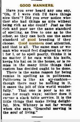 Pittfield Banner & Hollybush Times 6 June 19141914