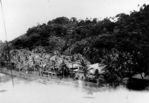 Milne Bay during World War II ca. 1942