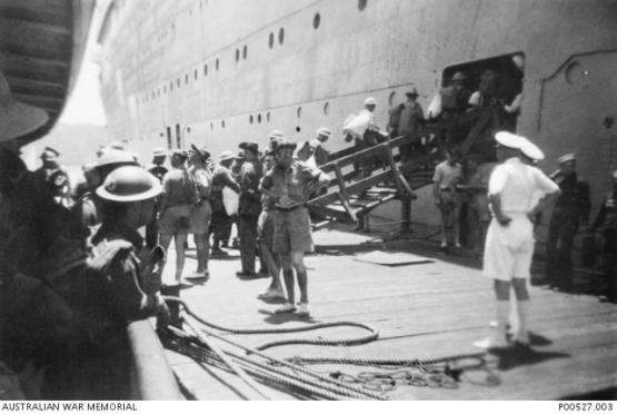AWM Queen Mary Dec 1940 P00527.003