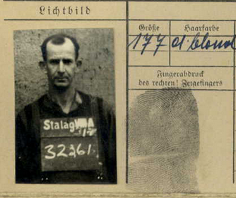 MORAN Hugh pic c1943