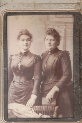 Kate and Mary Garvey