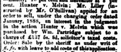 MELVIN July 16 1888 p6 Courier