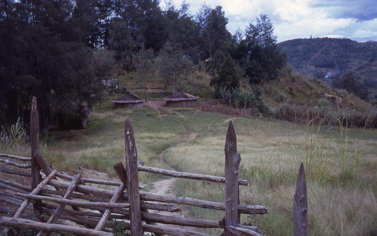 Highlands village nr Lufa