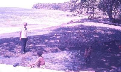 Murphett at Madang 1975