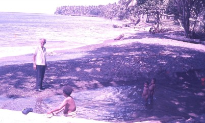 Murphett at Madang 1975