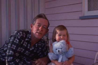 Rach with Poppy Kunkel BNE 1975