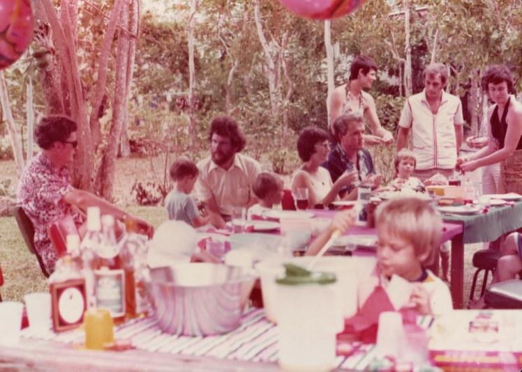 Xmas 1977 at Casses