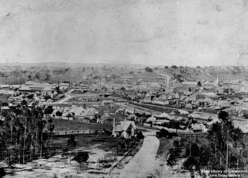 IPSWICH 1870s SLQ