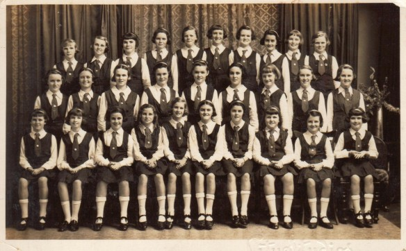 Joan McSherry St Pats TSV back left