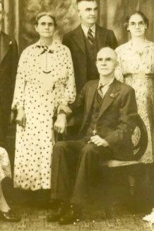 Peter and Mary mcsherry-family